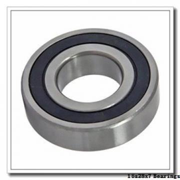 15 mm x 28 mm x 7 mm  ISB SS 61902-2RS deep groove ball bearings