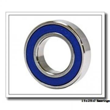15 mm x 28 mm x 7 mm  ISB F6902ZZ deep groove ball bearings