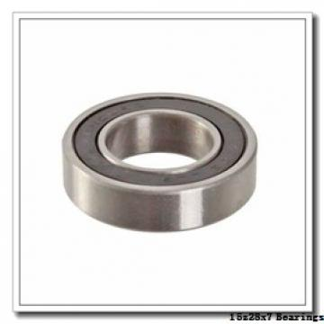 15 mm x 28 mm x 7 mm  Loyal 61902-2RS deep groove ball bearings