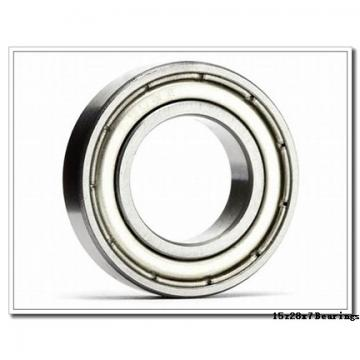 15 mm x 28 mm x 7 mm  ZEN S61902-2RS deep groove ball bearings