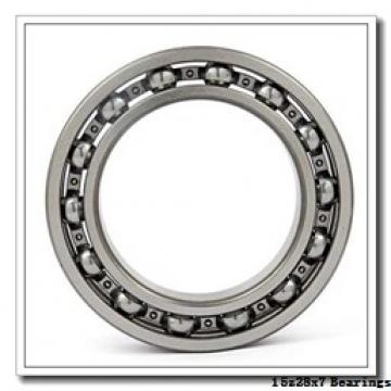 15 mm x 28 mm x 7 mm  NSK 6902N deep groove ball bearings
