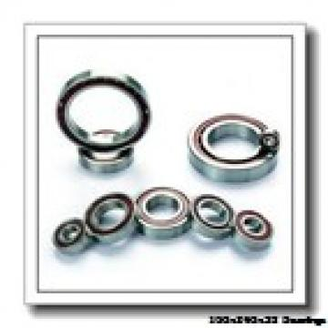 160 mm x 240 mm x 38 mm  NSK 7032 A angular contact ball bearings